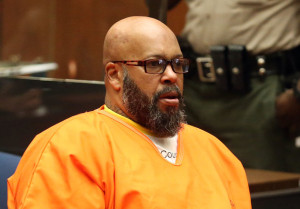"LOS ANGELES, CA - JANUARY 21: Marion ""Suge"" Knight appears in Los Angeles court for a pretrial hearing at the Clara Shortridge Foltz Criminal Justice Center on January 21, 2016 in Los Angeles, California. (Photo by Frederick M. Brown/Getty Images)"